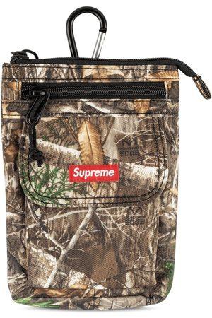 Supreme Camouflage shoulder bag