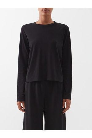 BROCK COLLECTION Siria Lace-trim Cotton-blend Poplin Top - Womens