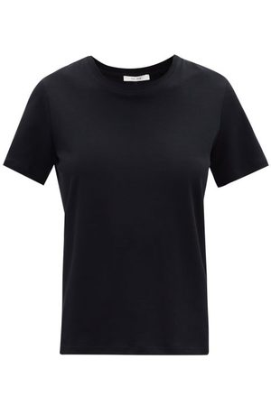 The Row Women Loungewear - Wesler Cotton-jersey T-shirt - Womens