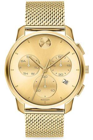 Movado BOLD Thin Evolution Goldtone Stainless Steel Bracelet Watch