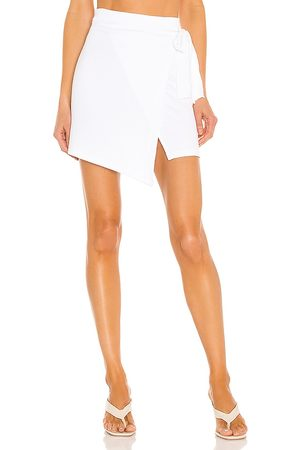 LnA Carusso Wrap Skirt in .