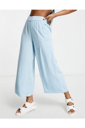 VILA Culottes in blue