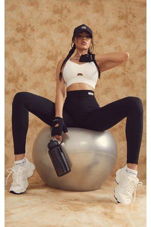 PRETTYLITTLETHING Women Sports Leggings - Sculpt Luxe Gym Leggings