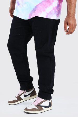 Boohoo Men Skinny - Mens Plus Size Stretch Skinny Fit Jean