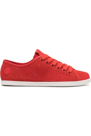 Camper Uno perforated sneakers