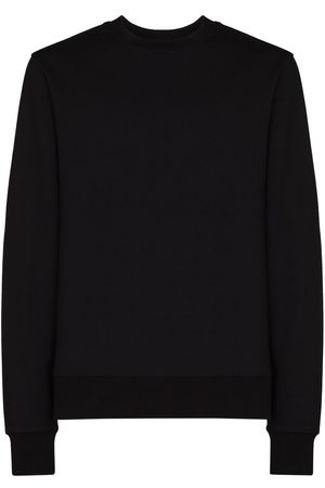 Y-3 Tonal-logo crew-neck sweatshirt