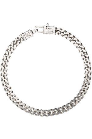 TOM WOOD Men Necklaces - Large curb-chain necklace
