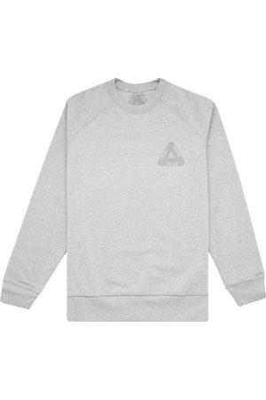 PALACE 3M crew-neck sweatshirt