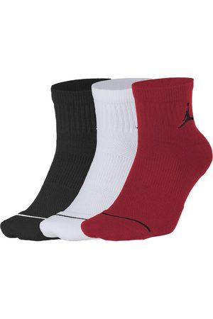 Nike Socks - Jordan Everyday Max Ankles Socks (3 Pairs) - Multi-Colour