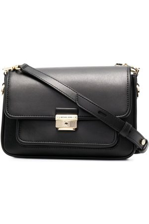 Michael Kors Bradshaw medium leather messenger bag