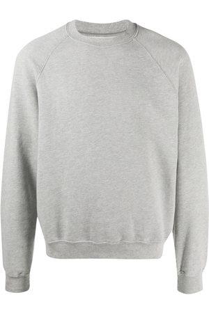 Les Tien Raglan-sleeve cotton sweatshirt
