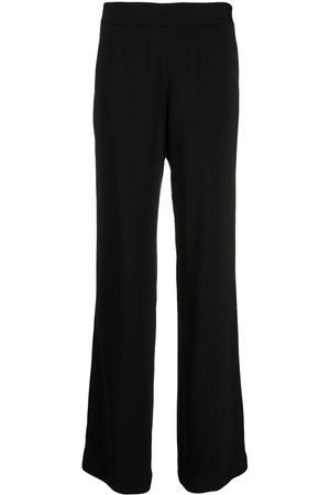 Jil Sander Women Formal Pants - High-waist straight-leg trousers