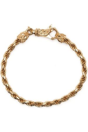 EMANUELE BICOCCHI Men Bracelets - French-rope chain bracelet