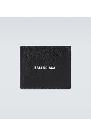 Balenciaga Cash square folded coin wallet