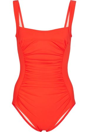 Karla Colletto Exclusive to Mytheresa – Basics ruched swimsuit