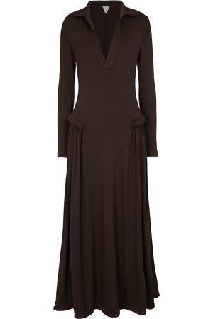 Bottega Veneta Jersey maxi dress