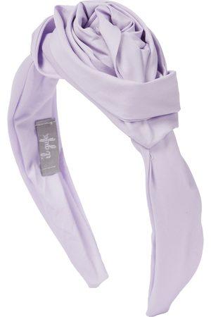 Il gufo Stretch-cotton headband