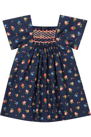 BONPOINT Baby Pais floral cotton dress
