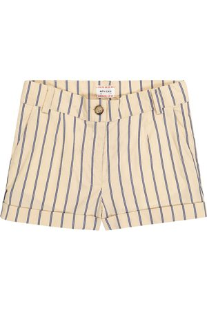 MORLEY Frosty striped cotton shorts