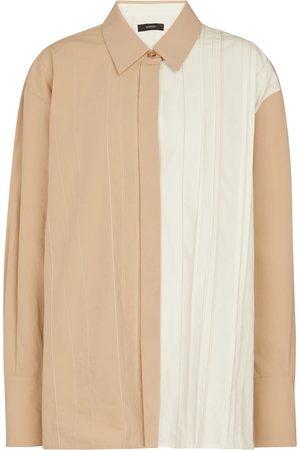 Joseph Bacar cotton and linen shirt