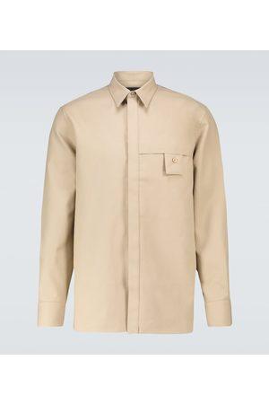 Givenchy Long-sleeved cotton shirt