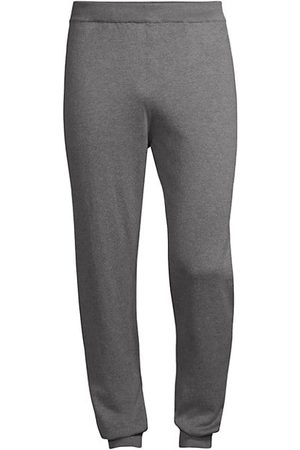corneliani Cashmere-Cotton Joggers