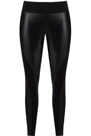 Lygia & Nanny Contrast-panel leggings