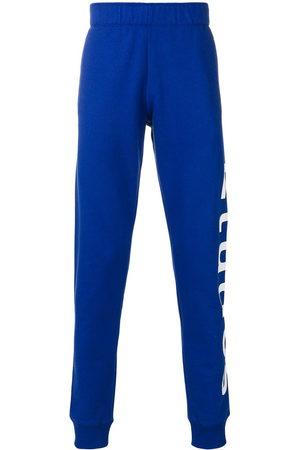 Etudes Men Joggers - Logo print track trousers