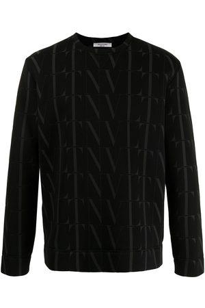 VALENTINO VLTN modal sweatshirt