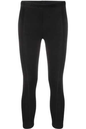 Dsquared2 Cropped stretch-cotton leggings