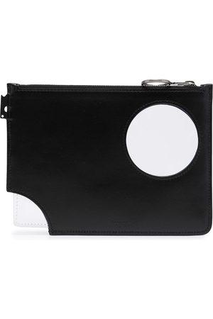 OFF-WHITE Men Wallets - Meteor pouch bag