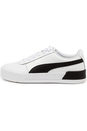PUMA 370325 Carina L W Pm Sneakers Womens Shoes School Casual Sneakers