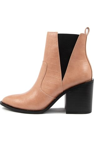 I LOVE BILLY Women Ankle Boots - Xlight Il Rose Croc Boots Womens Shoes Casual Ankle Boots