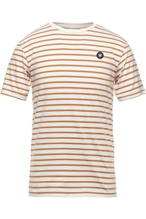 DOUBLE A by WOOD WOOD Men Short Sleeve - T-shirts