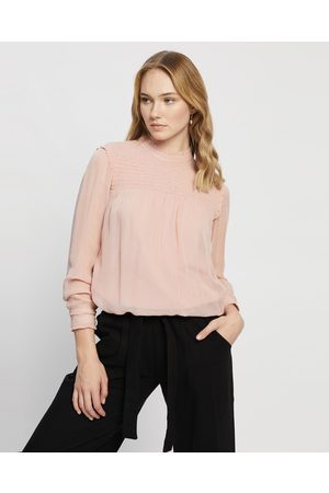 Kaja Clothing Eva Top - Tops (Dusty ) Eva Top