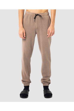 Rusty Comp Wash Trackpant - Track Pants (FAL) Comp Wash Trackpant