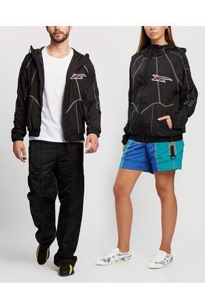 Onitsuka Tiger Hood Jacket Unisex - Coats & Jackets (Performance ) Hood Jacket - Unisex