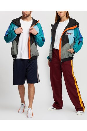 Onitsuka Tiger Hood Jacket Unisex - Coats & Jackets (Arctic Sky) Hood Jacket - Unisex