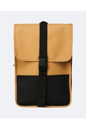 Rains Buckle Backpack Mini - Backpacks (Khaki) Buckle Backpack Mini