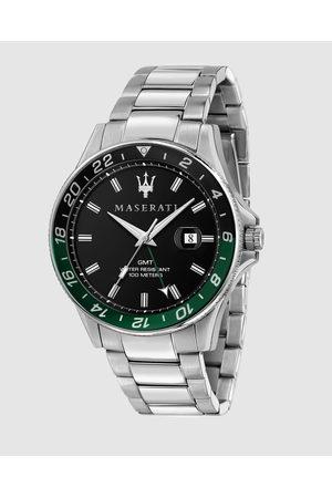 Maserati Sfida Black Watch - Watches Sfida Black Watch