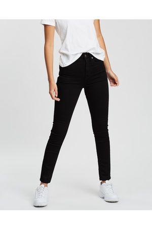 Nudie Jeans Women High Waisted - Hightop Tilde Jeans - High-Waisted (Ever ) Hightop Tilde Jeans