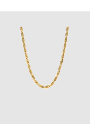 Nialaya Chunky Rope Necklace - Jewellery Chunky Rope Necklace