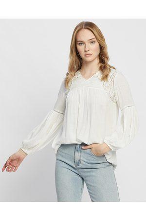 Kaja Clothing Indie Top - Tops Indie Top