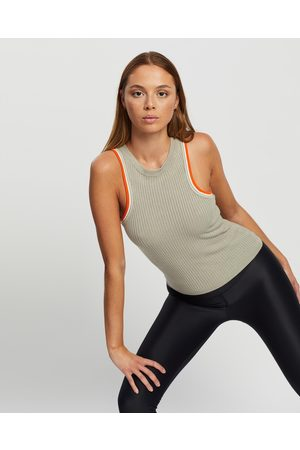 Jasmine Alexa In This Moment Tank - Muscle Tops (Fog) In This Moment Tank
