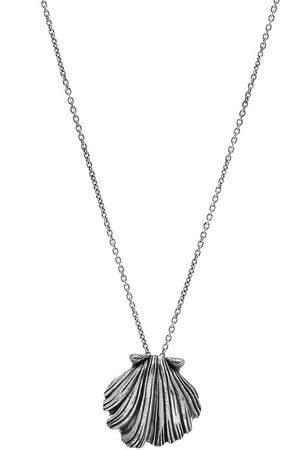 Saint Laurent Men Necklaces - Shell Pendant Necklace