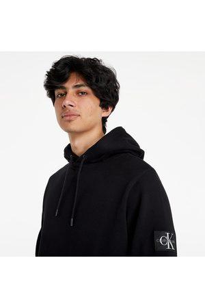 Calvin Klein Organic Cotton Badge Hoodie