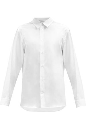 GABRIELA HEARST Quevedo Cotton-poplin Shirt - Mens