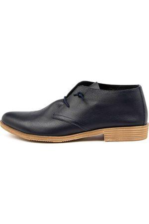 Django & Juliette Women Casual Shoes - Karaf Lrg Navy Shoes Womens Shoes Casual Flat Shoes