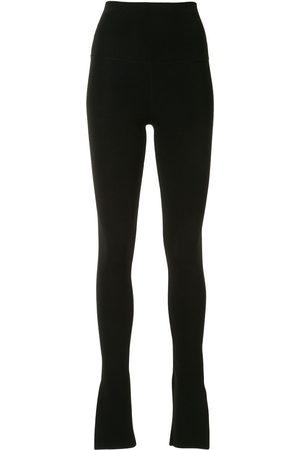 Khaite Women Skinny Pants - Rooney high waist trousers
