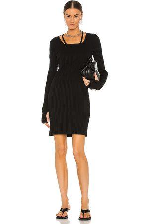 Helmut Lang Women Bodycon Dresses - Finest Rib Dress in .